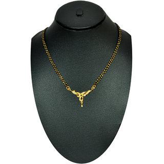 Pourni American Diamond Mangalsutra (Design 1)