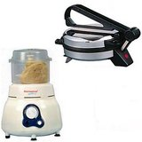HomePlus Atta Maker And Chapati Maker (Combo)