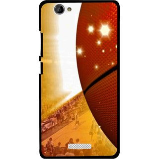 Snooky Designer Print Hard Back Case Cover For Gionee M2 180846