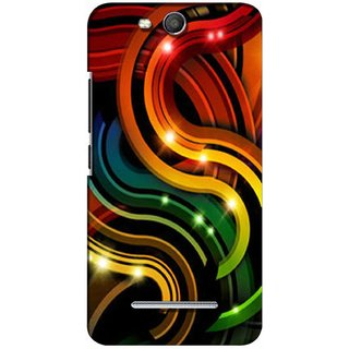 Snooky Digital Print Hard Back Case Cover For Micromax Canvas Juice 3 Q392 117316