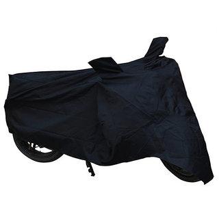 Bike Body Cover Black for Bajaj CT 100