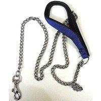 Mera Puppy Chain Leash With Handle (Medium)
