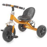 The Flyers Bay Easy To Roam Tricycle With Bottle Holder TFB-TriBottleGold