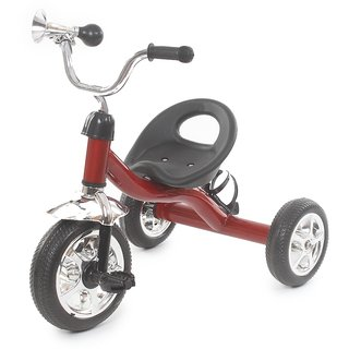 The Flyers Bay Easy to Roam Tricycle with Bottle Holder TFB-TriBottlMaroon