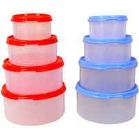 Food & Storage Containers (Set Of 4)