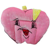 Wonderkids Baby Mustard(Rai) Pillow Apple Shape Pink