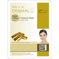 Gold Collagen Essence Face Mask For Instant Glow ( Pack Of 5)