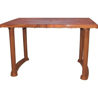 Supreme Plastic Foldable Dining Table Available At ShopClues For
