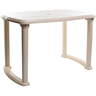 cello plastic dining table available at shopclues for