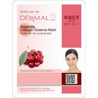 Acerola Collagen Essence Face Mask For Instant Glow ( Pack Of 5)