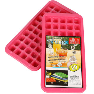 Mini Cube Ice Tray Set of 2
