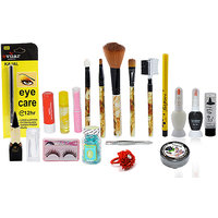 Adbeni Fashion Color Combo Makeup Sets 19IN1