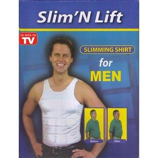 Slim n Lift Slimming Vest for Men size L: Buy Slim n Lift ...