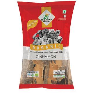 24 Mantra Cinnamon 100 Gms