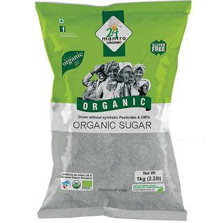 24 Mantra Organic Sugar 1 Kg