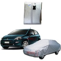 FIAT PUNTO CAR BODY COVER Metty - SILVER