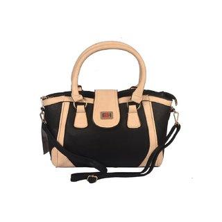 Women Black Hand Bag, Formal Office Bag