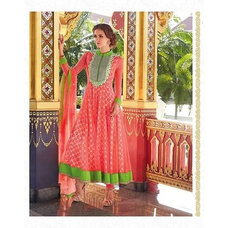 Latest Designer Ethnic Bollywood Anarkali Salwar Suit DUAS30011B
