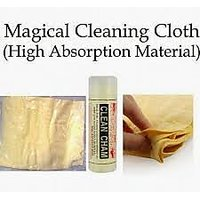 superior quality Cham cleaning cloth full size