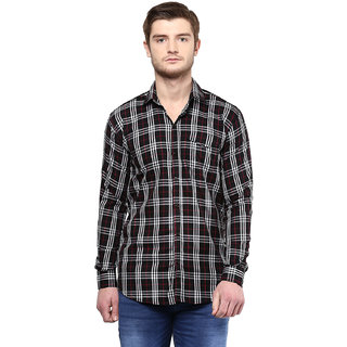 Multi Slim Fit Casual Shirts