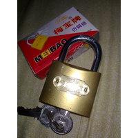 Meibao Lock With 3 Keys 50 MM