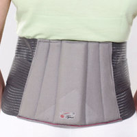Orthopedic Contoured Lumbo Sacral Back Support Belt For Back Pain Relief