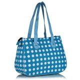 Earthen Me Polka Dots Fashion Jute Bag