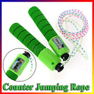 Skipping / Jumping Rope with Counters