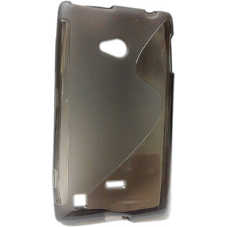Kelpuj Rubber Back Cover For Nokia Lumia 720 available at ShopClues for Rs.299