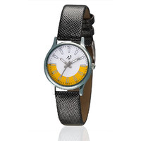Yepme Twris Womens Watch - Yellow/Black