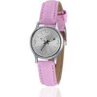 Yepme Tripsa Womens Watch - Grey/Pink