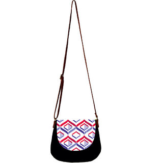 Barisa Epic Multicolor Canvas Cloth Casual Sling Bag - BESB68