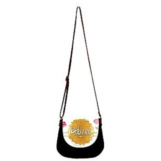 Barisa Epic Multicolor Canvas Cloth Casual Sling Bag - BESB89
