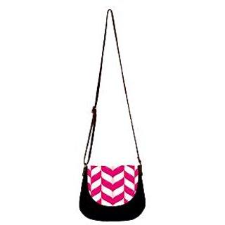 Barisa Epic Multicolor Canvas Cloth Casual Sling Bag - BESB91