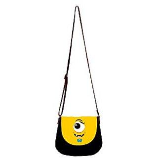 Barisa Epic Multicolor Canvas Cloth Casual Sling Bag - BESB94