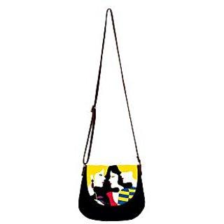 Barisa Epic Multicolor Canvas Cloth Casual Sling Bag - BESB96