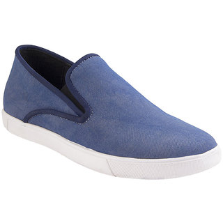 Ziera Men Indigo Blue Casual Shoes (ZO1085)