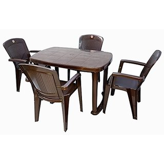 Cello Dining Table Set With 4 Chair Buy Cello Dining Table Set With 4 Chair