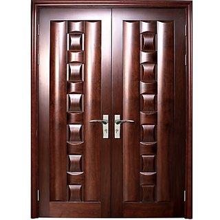 Double Door Design Buy Double Door Design Online At Best