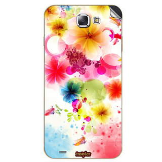 Instyler Mobile Skin Sticker For Karbonn Titanium S5 MSKARBONNTITANIUMS5DS10076