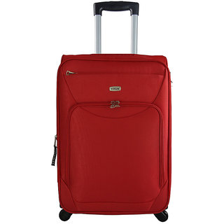Timus Upbeat Spinner 69cm Red Strolley Suitcase For Travel