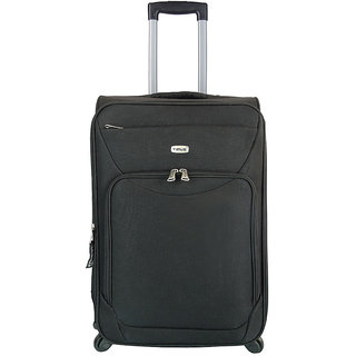 Timus Upbeat Spinner 69cm Black Strolley Suitcase For Travel