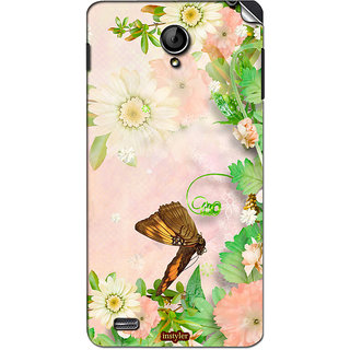 Instyler Mobile Skin Sticker For Karbonn Titanium S2 Plus MSKARBONNTITANIUMS2PLUSDS10044