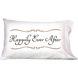 Happily Ever After- Pillowcovers- Daily Greetings - Gifts- Set Of 2 Pcs