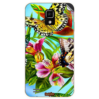 Instyler Mobile Skin Sticker For Karbonn Smart A5S