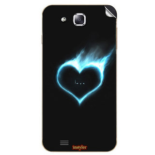 Instyler Mobile Skin Sticker For Karbonn S2 Titanium