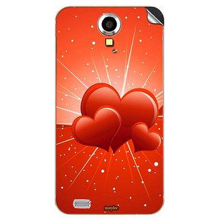 Instyler Mobile Skin Sticker For Karbonn A27 Plus