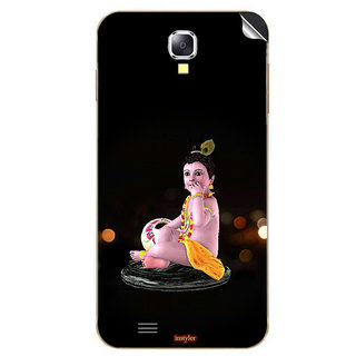 Instyler Mobile Skin Sticker For Karbonn A35