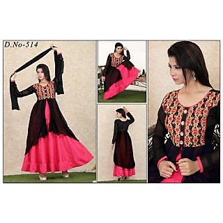 Ethnic Anarkali And Lehenga Suits