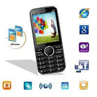 Chilli-B01 Dual Sim GSM With Facebook Multimedia Camera Mobile Phone